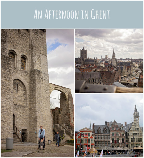 An Afternoon in Ghent