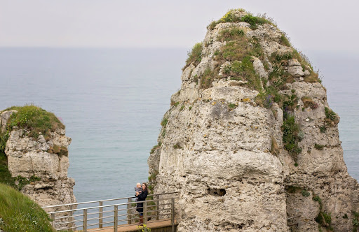Normandy: Etretat and Honfleur