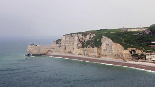 Normandy: Etretat and Honfleur