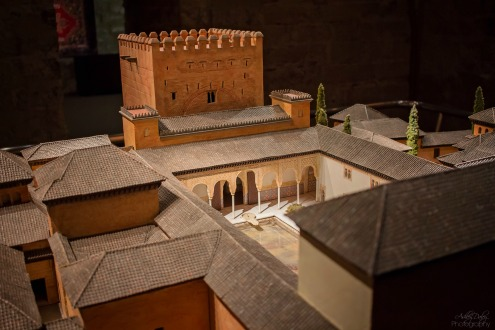 Replica of Alhambra