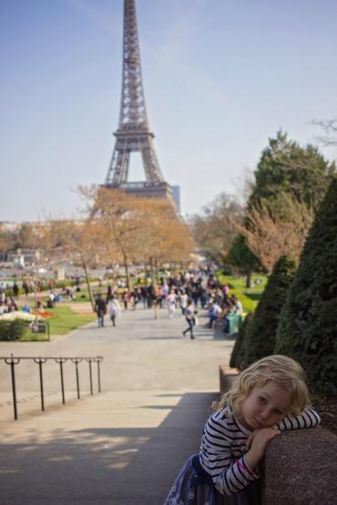 Sad to leave France...