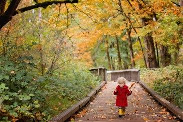 Nisqually Wildlife Refuge with Kids