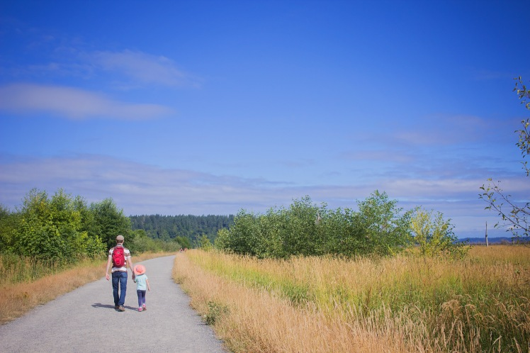 Nisqually Wildlife Refuge with Kids