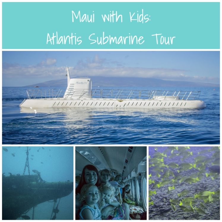 Maui with Kids Atlantis Submarine