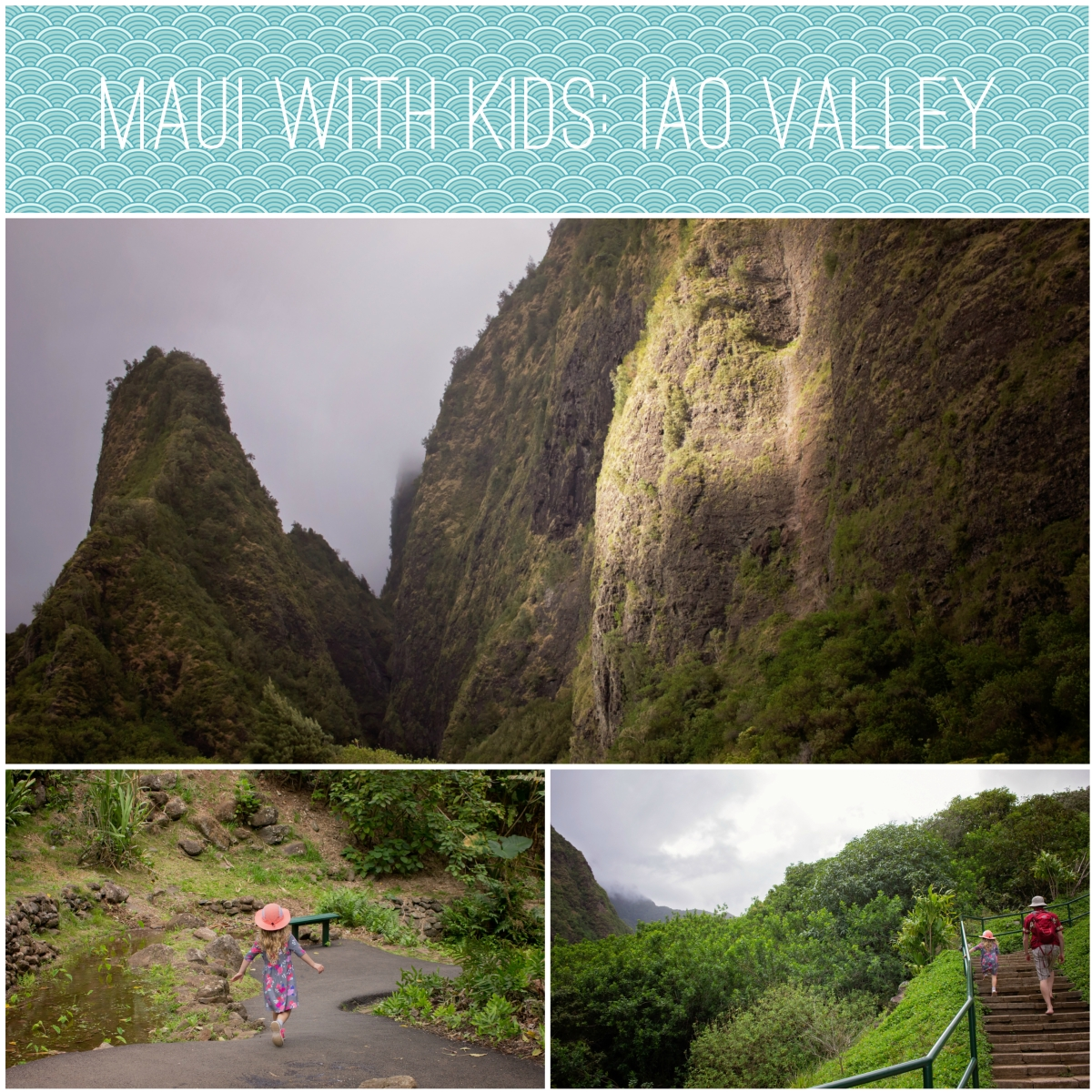 Maui with Kids | Iao Valley – Daley Family Travels