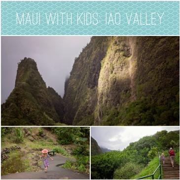 Maui with Kids Iao Valley