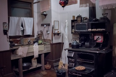 1900's kitchen