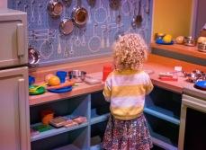 Mini Julia Child Kitchen