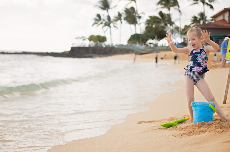 Kauai with Kids: Spouting Horn, Glass Beach, and Hanapepe