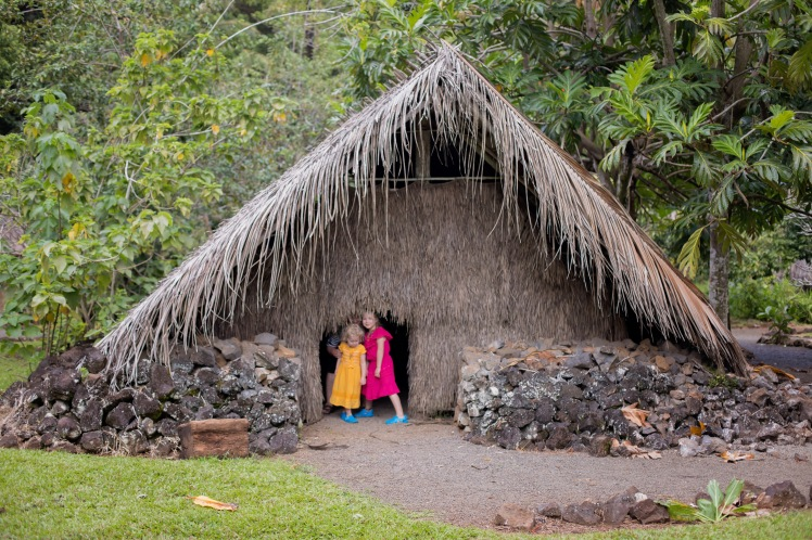 Kauai with Kids: Lydgate Playground and Kamokila Hawaiian Village