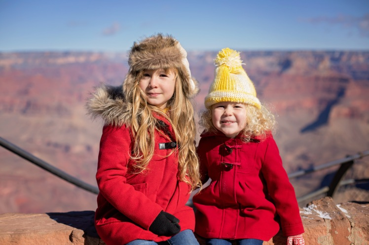 Grand Canyon with Kids